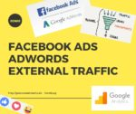 🔥Facebook Marketing – External Traffic – SEA – Google Adwords  – Youtube Ads🔥